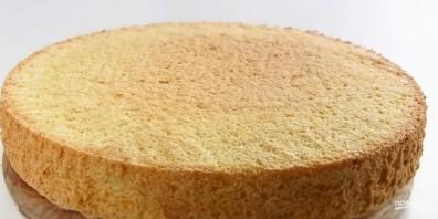 """Торт """"Птичье молоко"""" из белков - фото шаг 3"""
