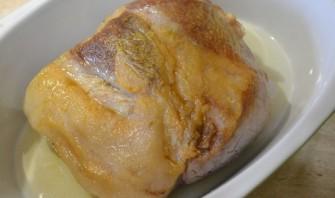 Мясо в молоке в духовке - фото шаг 5