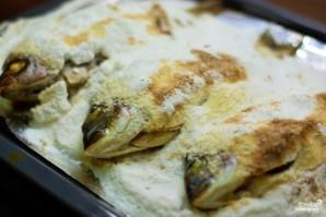 Рыба, запеченная в соли - фото шаг 6