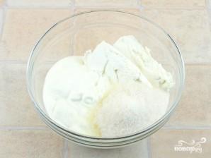 Торт-суфле с вишней - фото шаг 3