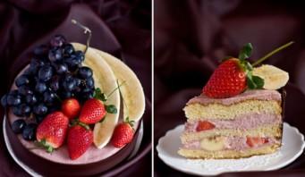 """Торт """"Лето в Париже"""" - фото шаг 11"""