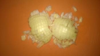 Щука в соусе карри с овощами - фото шаг 3