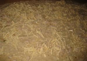 Рулет из лаваша с майонезом - фото шаг 4