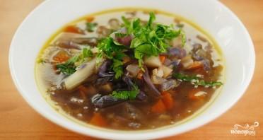 Суп из овощей для похудения - фото шаг 6