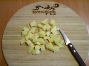 Гороховый суп без мяса - фото шаг 7