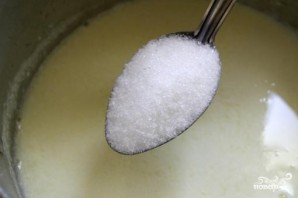 Выпечка на прокисшем молоке - фото шаг 1