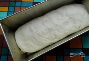 Кефирный хлеб в духовке - фото шаг 4