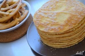 Медовый пирог со сметанным кремом - фото шаг 3