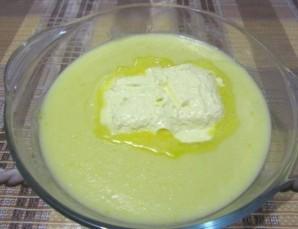 Торт на сковороде с заварным кремом - фото шаг 8