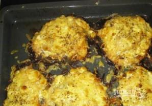 Мясо с грибами и сыром - фото шаг 16