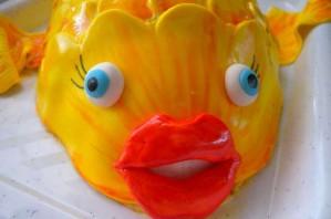 """Торт """"Рыбка"""" - фото шаг 14"""