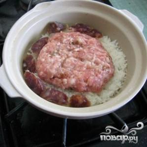Рис с мясом по-китайски - фото шаг 6