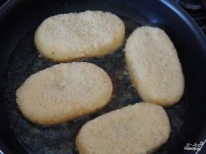 Картофельные котлеты с рисом - фото шаг 6