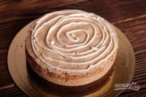 """Торт """"Сникерс"""" с нугой - фото шаг 39"""