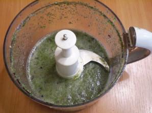 Зеленый коктейль для похудения - фото шаг 4