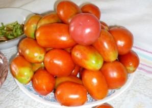Фаршированные помидоры на зиму - фото шаг 1