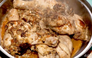 Жареные куриные ножки на сковороде - фото шаг 7