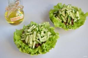 Салат на праздничный стол - фото шаг 11