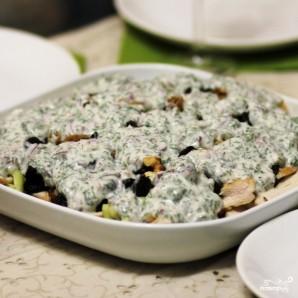 Салат с кукурузой и курицей - фото шаг 11