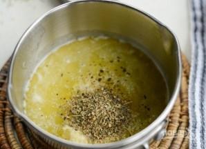 Цукини на гриле с чесноком и сыром - фото шаг 2