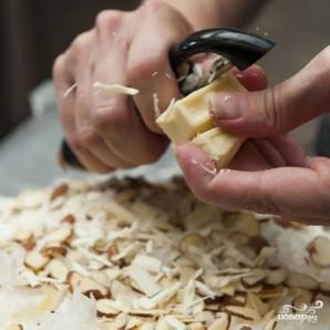 Кокосовый пирог с кремом - фото шаг 11