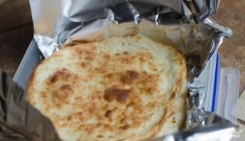 Индийские лепешки наан - фото шаг 11