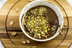 Ореховый десерт без выпечки - фото шаг 4