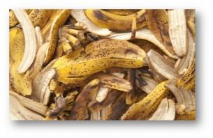 Квас из банановых шкурок - фото шаг 1