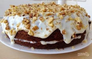 Очень быстрый и вкусный торт - фото шаг 7