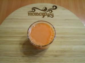 Морковный сок для похудения - фото шаг 4