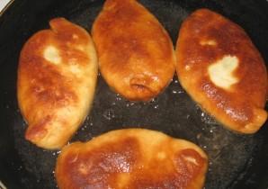 Тесто для жареных пирожков - фото шаг 6