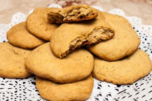 Печенье из шкварок - фото шаг 3