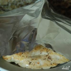 Курица с овощами в цитрусовом соусе - фото шаг 11