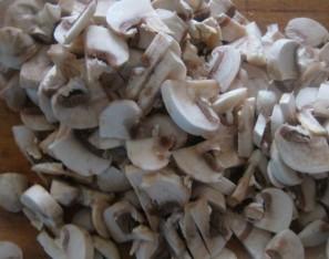 Суп с грибами шампиньонами   - фото шаг 5