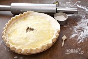 Cлоеный пирог со свининой - фото шаг 3