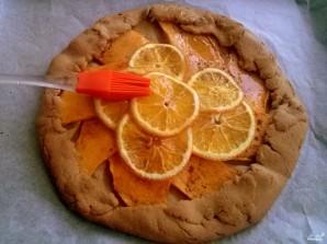 Тыквенный пирог с апельсином - фото шаг 8