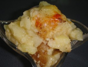 Картофельный гратен с сыром - фото шаг 6