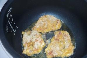 Отбивная из говядины в мультиварке - фото шаг 5