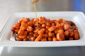 Молодая морковь, жаренная в карамели - фото шаг 14