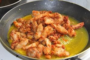 Острая курица по-китайски - фото шаг 3