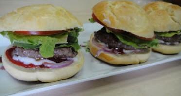 Американский бургер - фото шаг 5