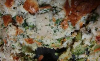 Запеканка рыбная с овощами - фото шаг 4