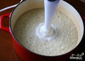 Суп из цветной капусты с сыром - фото шаг 2