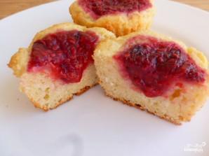 Творожные кексы в духовке - фото шаг 11