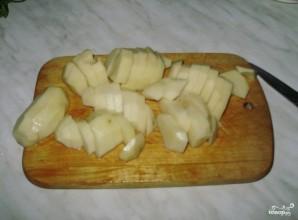 Рыбный суп из форели - фото шаг 2