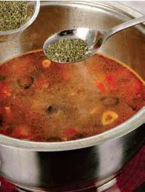 Суп чесночный - фото шаг 2