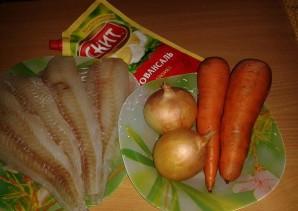 Запеченная рыба под шубой - фото шаг 1
