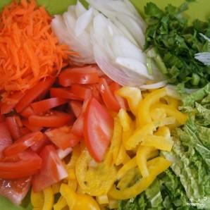 Филе пангасиуса в духовке - фото шаг 2