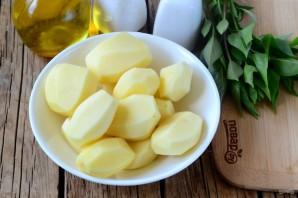 Картошка фри на мелкой терке - фото шаг 1
