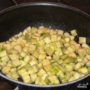 Черный рис с креветками - фото шаг 4